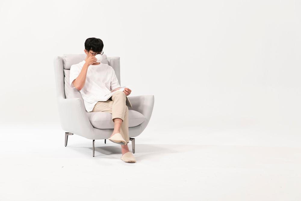黑曜星-皮沙發