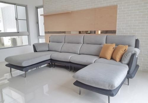 客製化沙發讓款式、舒適一起實現!守護家人幸福不可或缺的存在