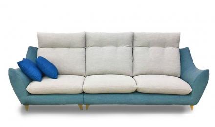 貝禮詩-布沙發