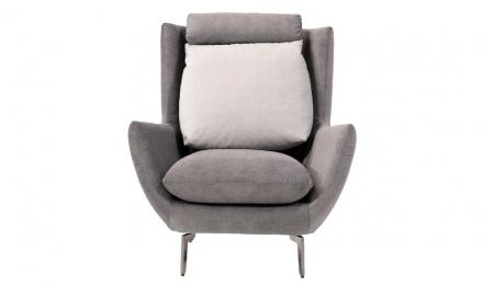 黑曜星-主人椅-布沙發