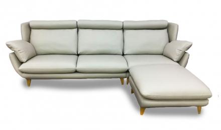 極光-皮沙發