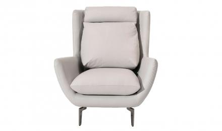 黑曜星-主人椅-皮沙發