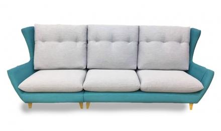浪琴-貓抓布沙發