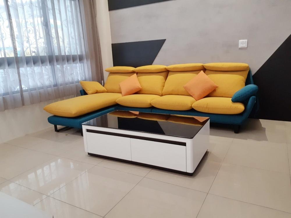 台中 布沙發 歐萊雅0625