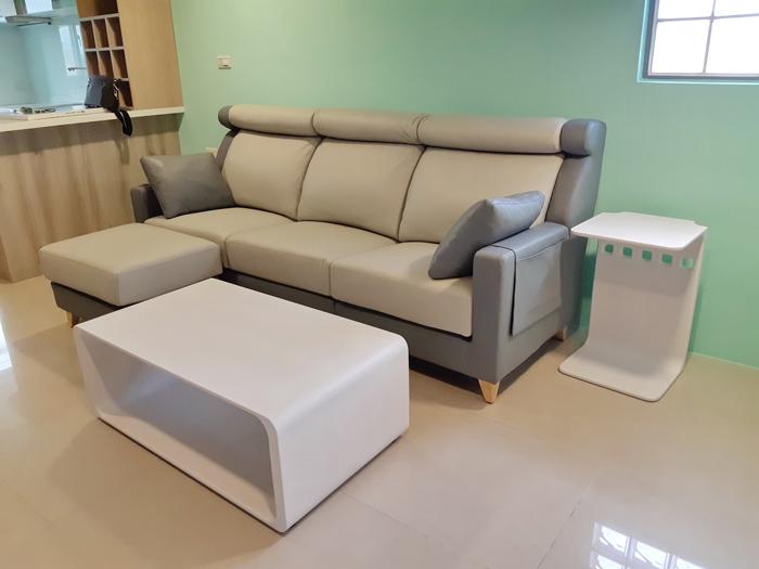 新天地-皮沙發