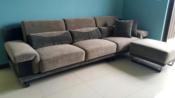 摩根-布沙發
