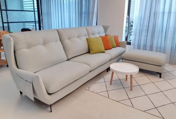 浪琴-布沙發