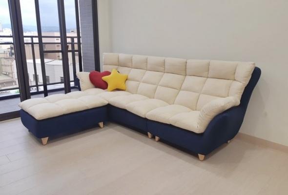 艾蜜莉-布沙發