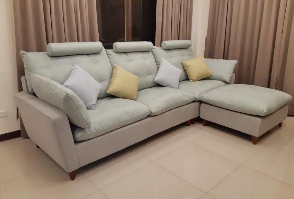 瓦干達-布沙發