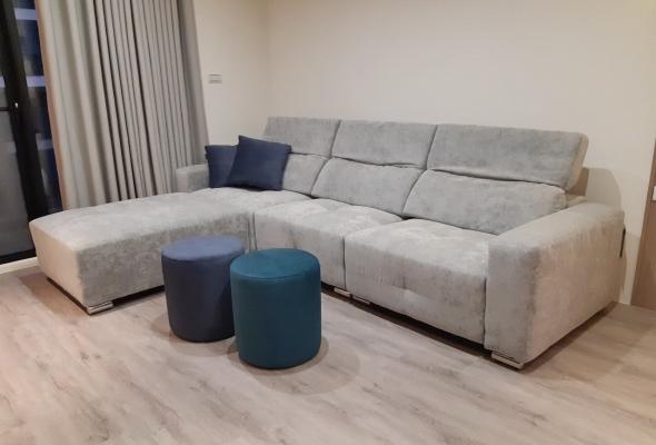 派拉蒙-布沙發