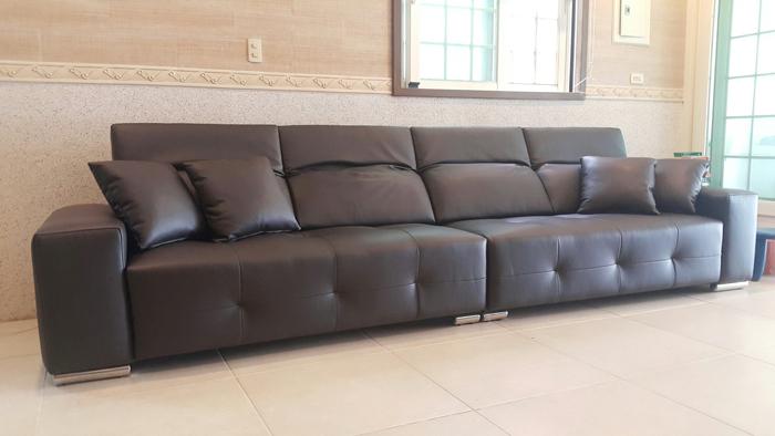 派拉蒙-皮沙發