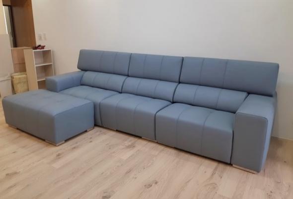 波爾多-皮沙發