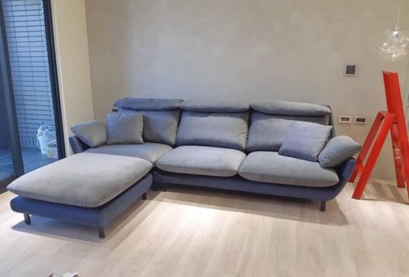 歐萊雅-布沙發