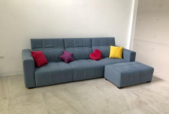 瑪莎拉蒂-布沙發