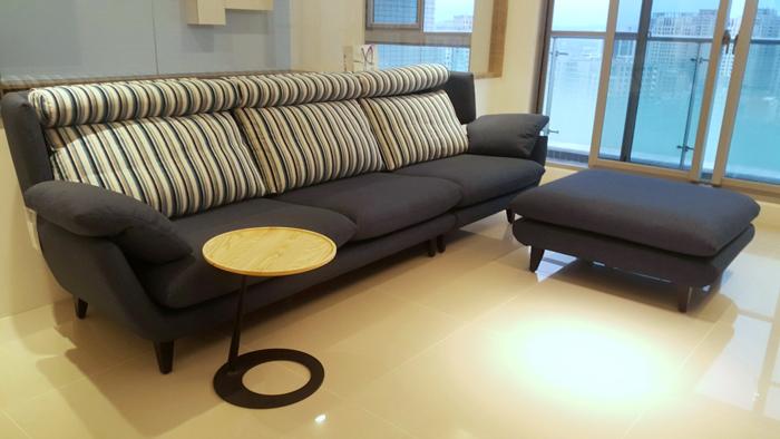 極光-布沙發