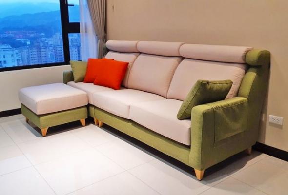 新天地-布沙發