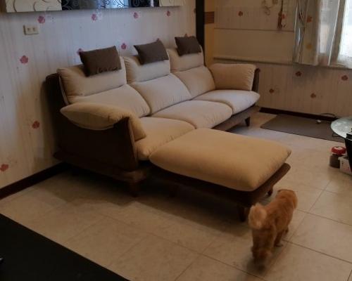 開箱分享 高質感赫里亞訂製沙發