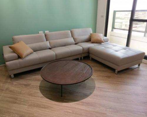 [開箱]一輩子就該擁有一張夢幻手工訂製沙發,我在赫里亞完成我的夢想!