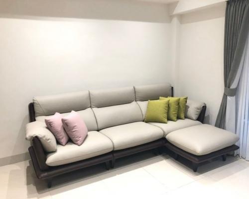 ( 開箱分享 ) Horia 赫里亞手工訂製沙發 – 時尚輕沙發