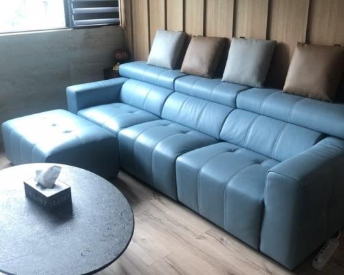 分享家中舒適一角~沙發